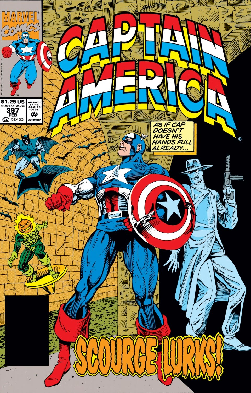 Captain America Vol 1 397