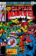 Captain Marvel Vol 1 50