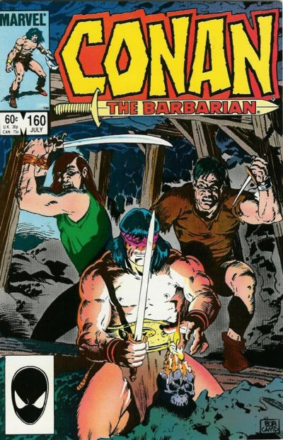 Conan the Barbarian Vol 1 160