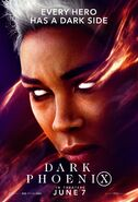 Dark Phoenix (film) poster 014