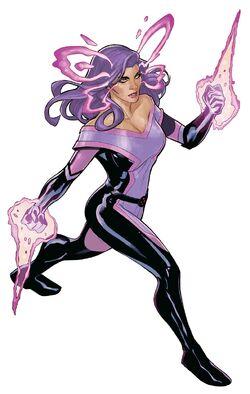 Elizabeth Braddock (Earth-616) from Hunt for Wolverine Mystery in Madripoor Vol 1 4 Spoiler Variant cover 001.jpg