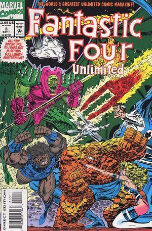 Fantastic Four Unlimited Vol 1 3.jpg