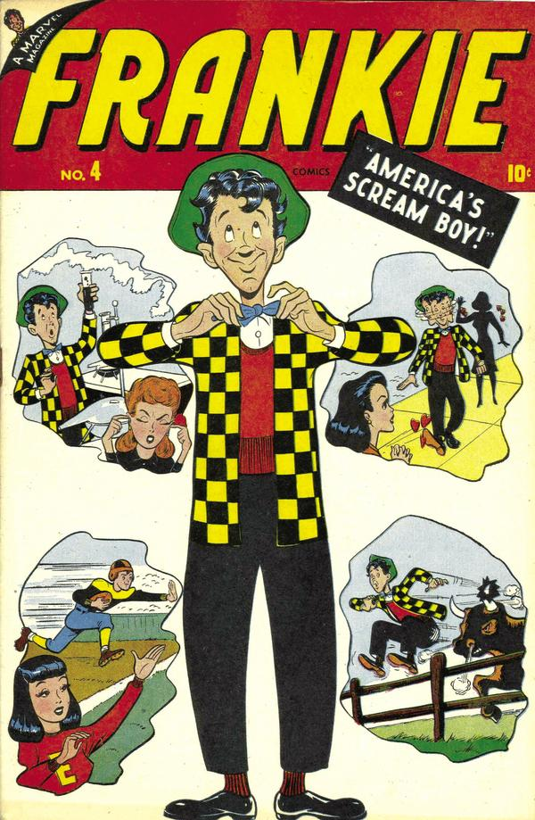 Frankie Comics Vol 1