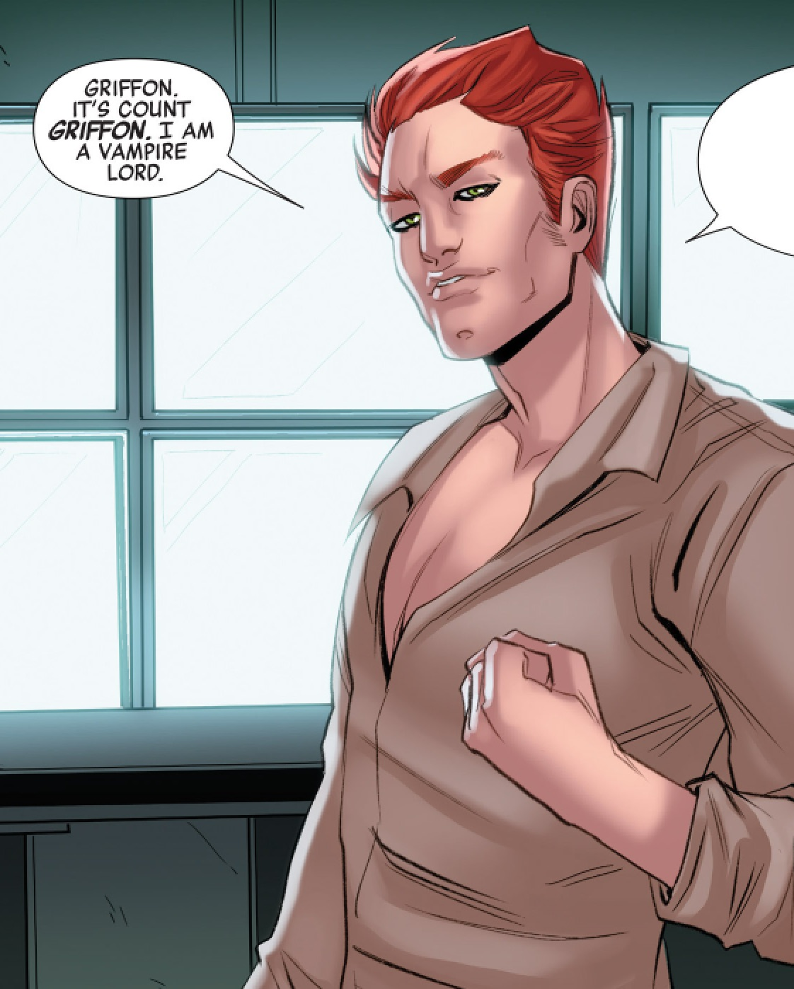 Griffon Walters (Earth-616)
