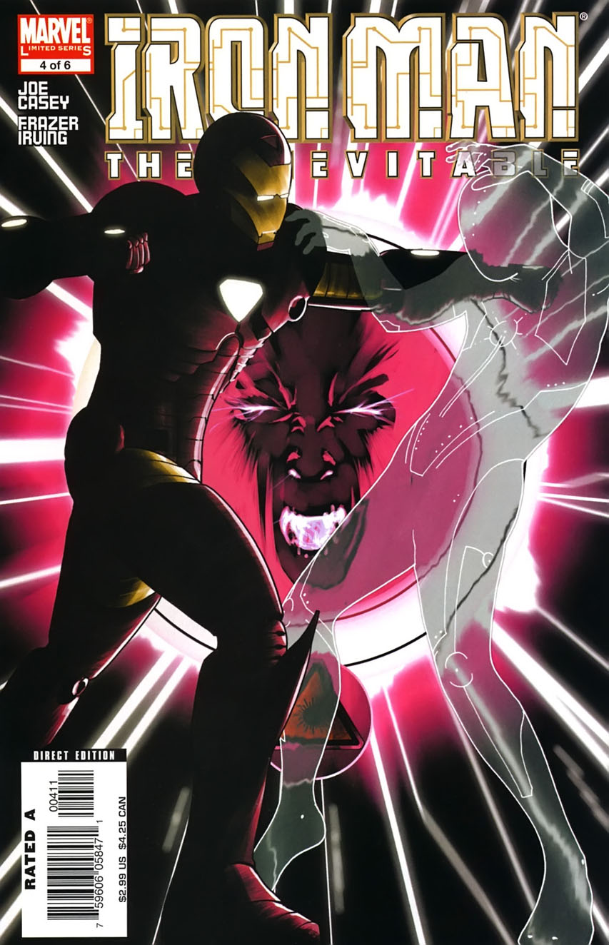 Iron Man: Inevitable Vol 1 4