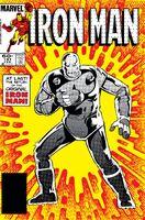 Iron Man Vol 1 191