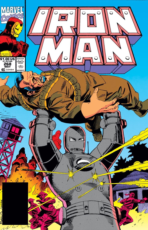 Iron Man Vol 1 268
