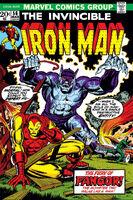 Iron Man Vol 1 56