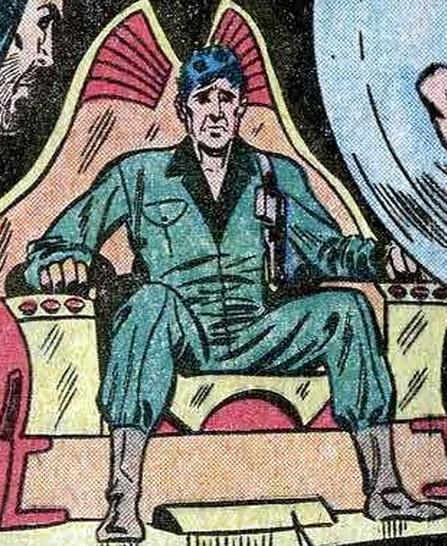 Jonathan Beame (Earth-616)