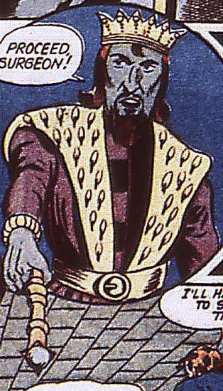 King of Castle Island (Earth-616)