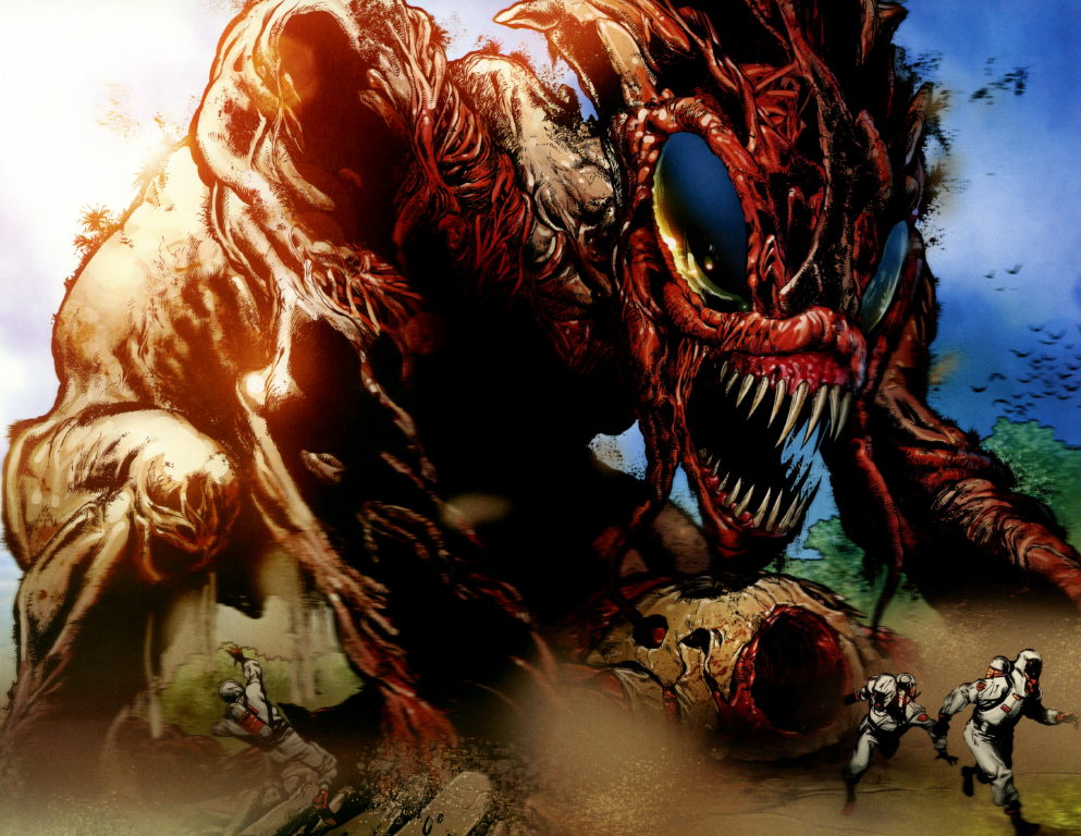 Krakoa (Brood Clone) (Earth-616)