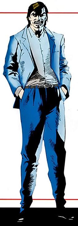 Lucas Brand (Earth-616)