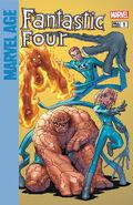 Marvel Age Fantastic Four Vol 1 1