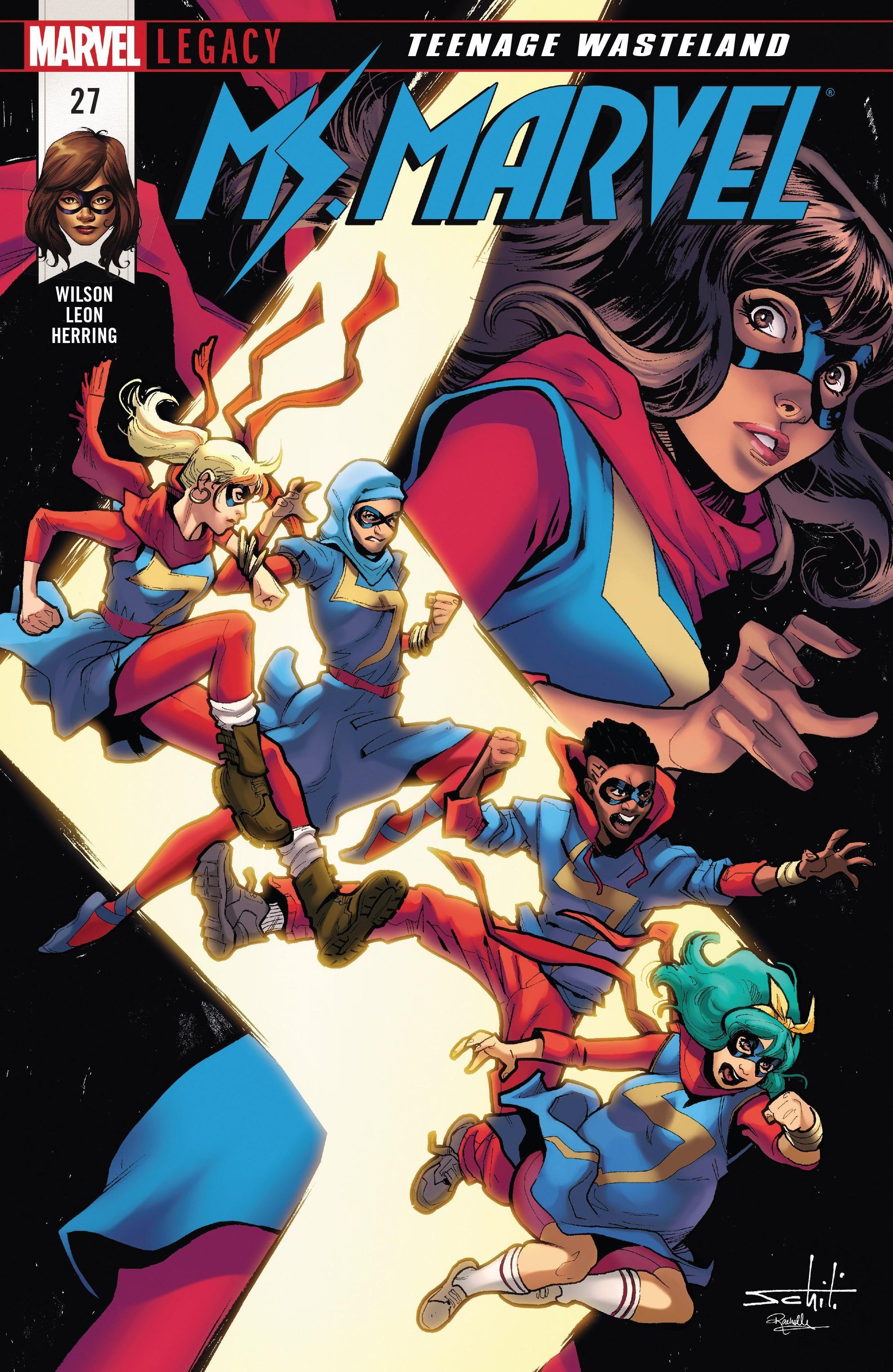 Ms. Marvel Vol 4 27
