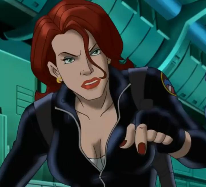 Natasha Romanoff (Earth-60808)
