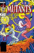 New Mutants Vol 1 66