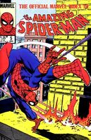 Official Marvel Index to Amazing Spider-Man Vol 1 5