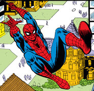 Peter Parker (Earth-616) from Amazing Spider-Man Vol 1 221 001