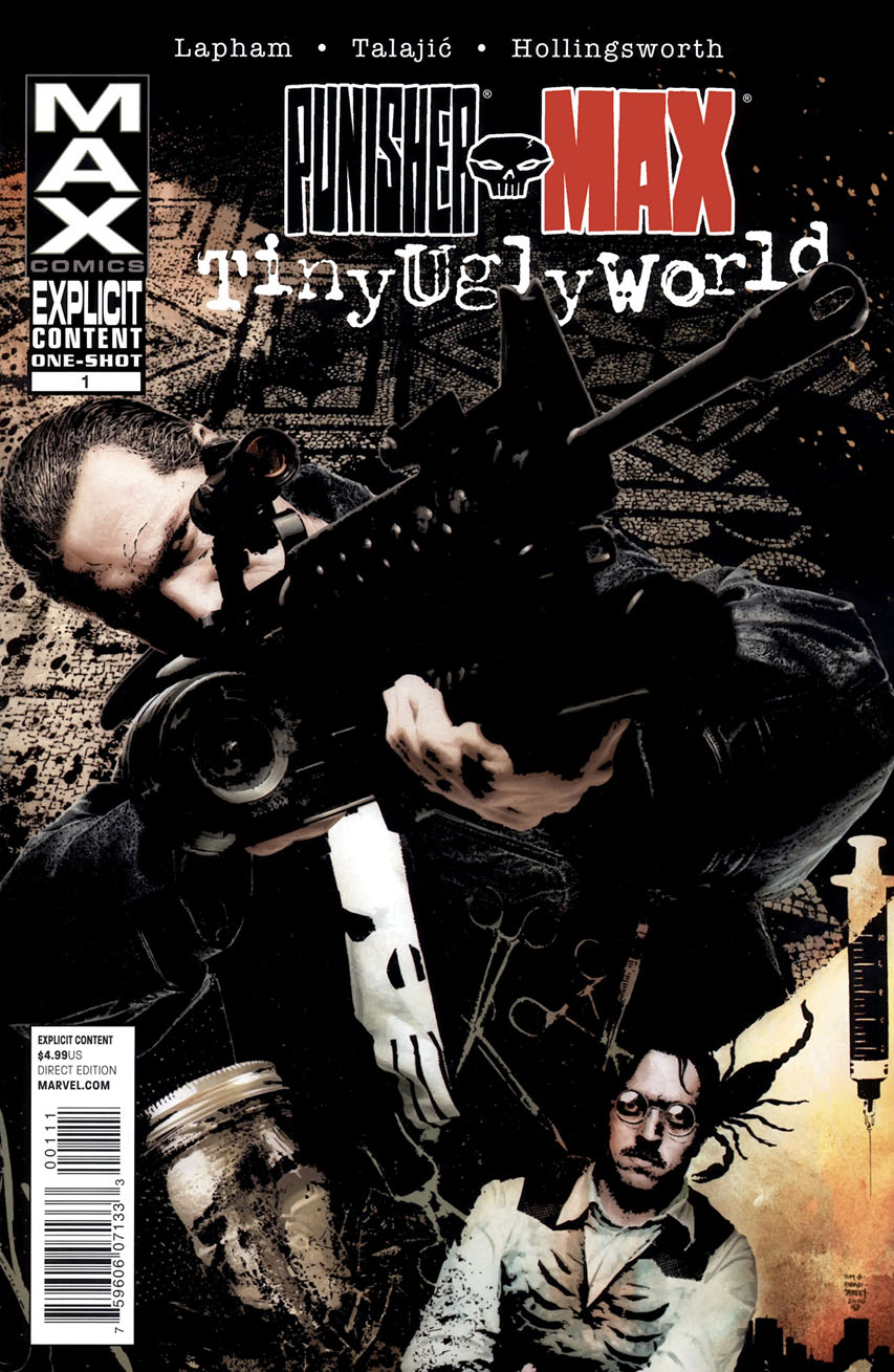 Punisher Max: Tiny Ugly World Vol 1 1