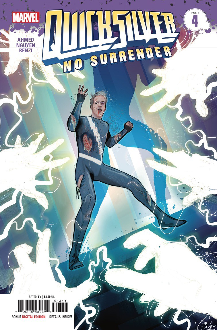 Quicksilver: No Surrender Vol 1 4
