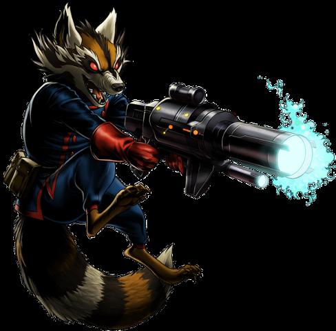 Rocket Raccoon (Earth-12131)