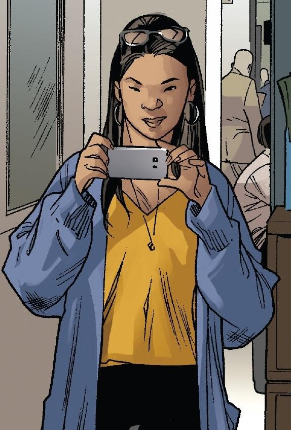 Rubylyn Bato (Earth-616)