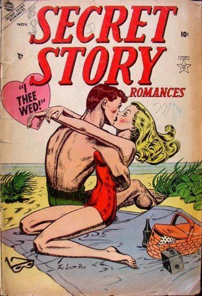 Secret Story Romances Vol 1