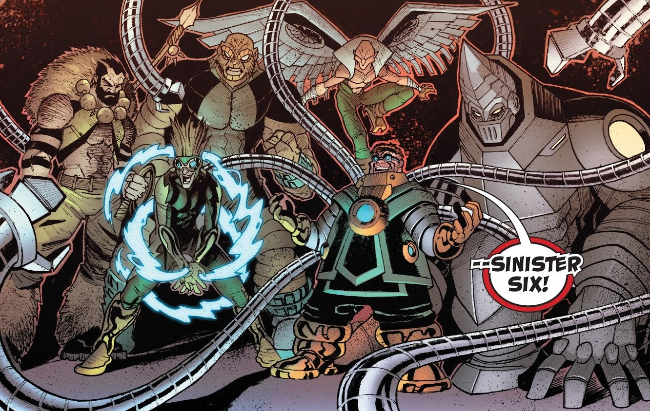 Sinister Six (Earth-177)/Gallery
