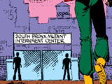 South Bronx Mutant Containment Facility