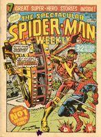 Spectacular Spider-Man Weekly Vol 1 339