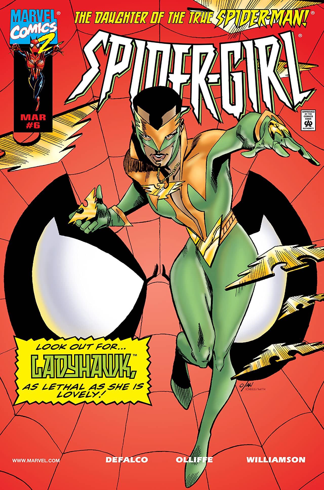 Spider-Girl Vol 1 6