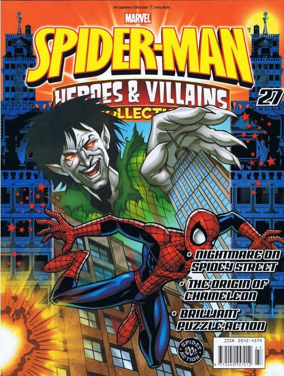 Spider-Man: Heroes & Villains Collection Vol 1 27