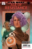 Star Wars Age of Resistance Special Vol 1 1