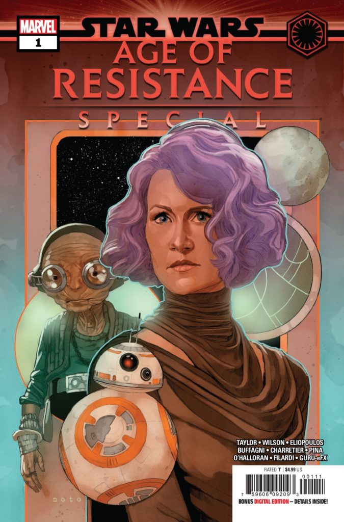 Star Wars: Age of Resistance Special Vol 1 1
