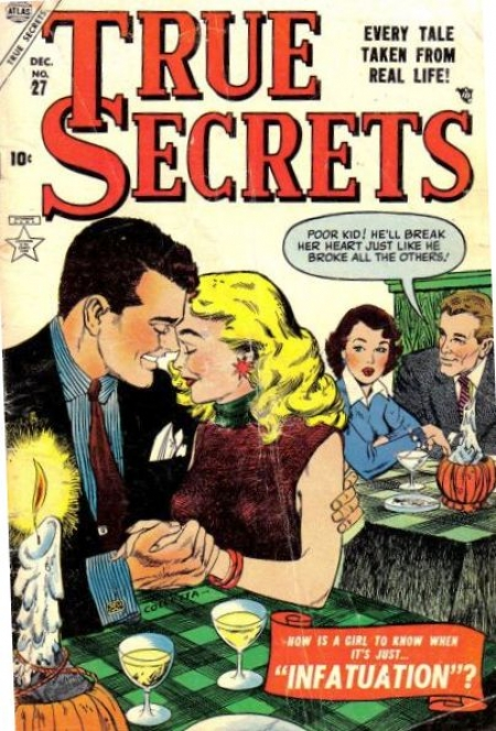 True Secrets Vol 1 27