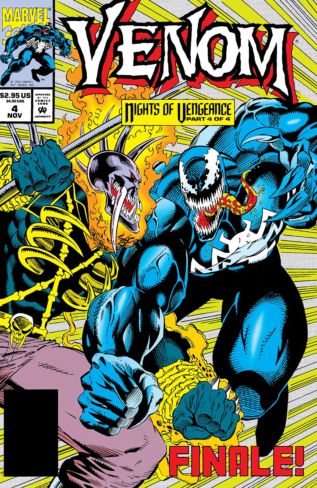 Venom: Nights of Vengeance Vol 1 4