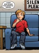 Wade Wilson (Earth-616) as a child from Deadpool Vol 4 60