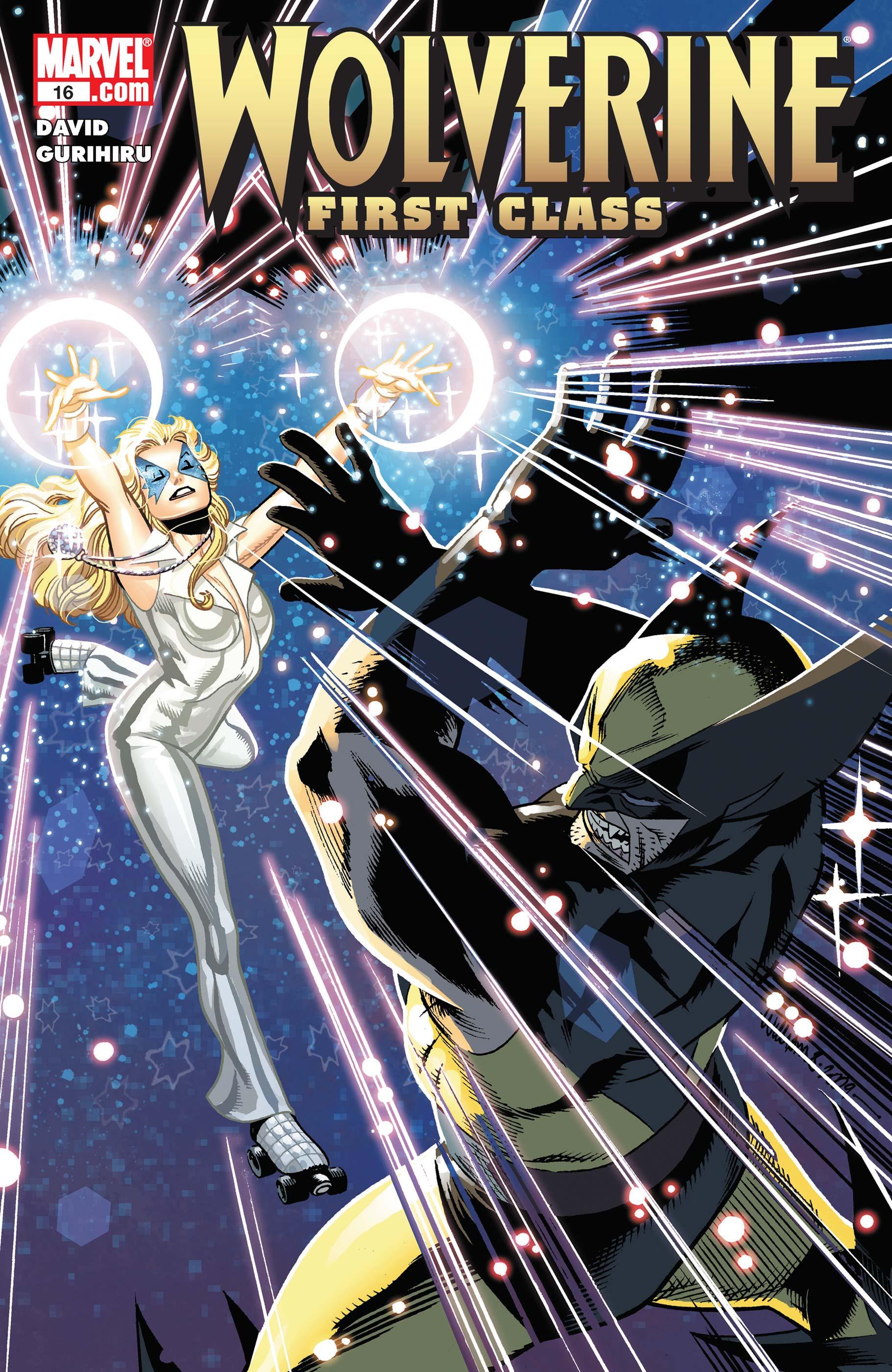 Wolverine: First Class Vol 1 16