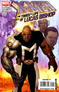 X-Men The Times and Life of Lucas Bishop Vol 1 1