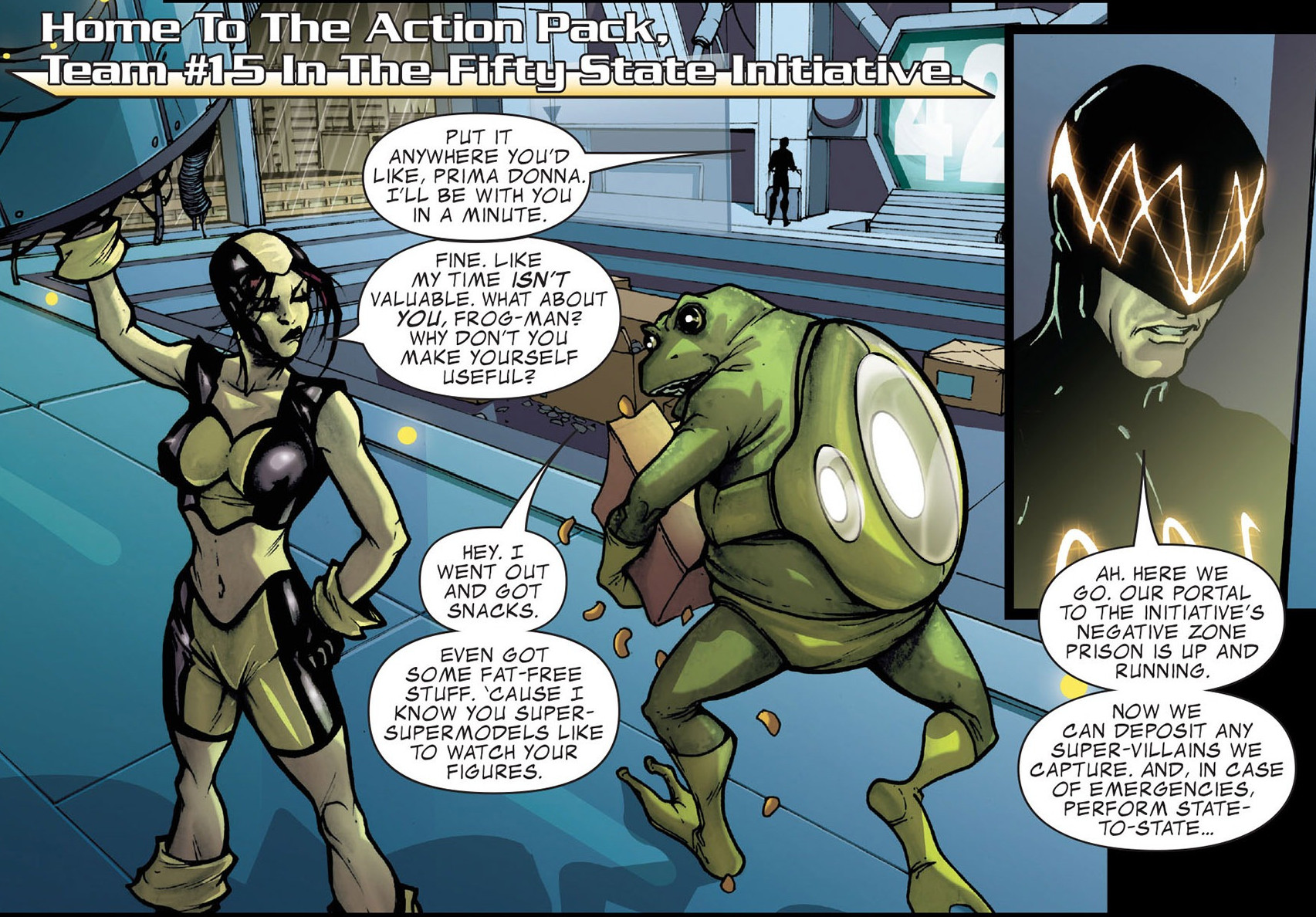 Action Pack (Earth-616)