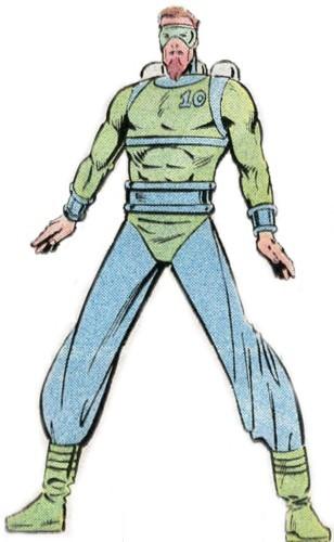 Alvin Healey (Earth-616)
