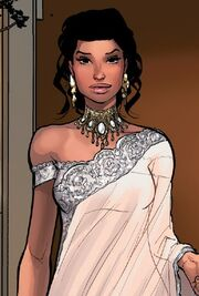 Amara Perera (Earth-616) from Invincible Iron Man Vol 3 1 001.jpg