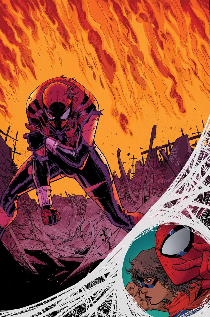Amazing Spider-Man Vol 3 8 Textless.jpg