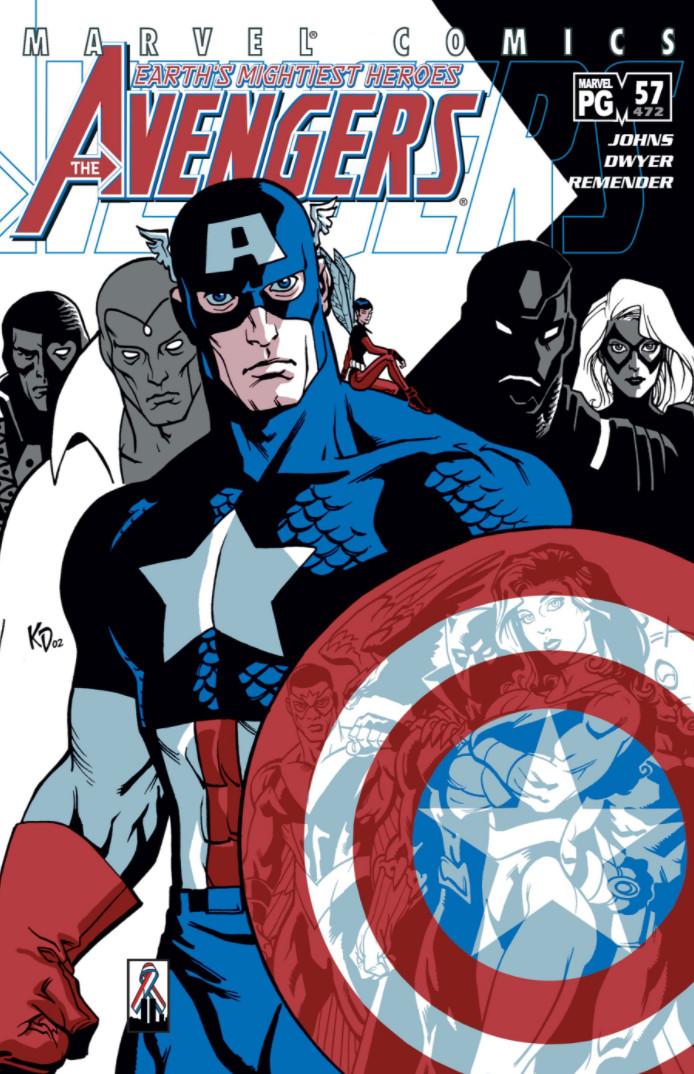 Avengers Vol 3 57