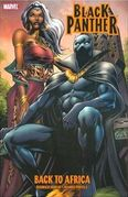 Black Panther Back to Africa TPB Vol 1 1