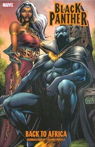 Black Panther: Back to Africa TPB Vol 1