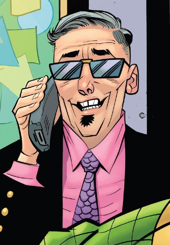 Brett Hoskins (Earth-616)