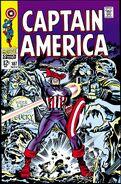 Captain America Vol 1 107
