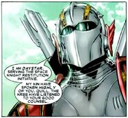 Daystar (Spaceknight) (Earth-616) from Annihilation Conquest Prologue Vol 1 1 0001