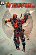 Deadpool Vol 8 1 Liefeld Creations Exclusive Variant